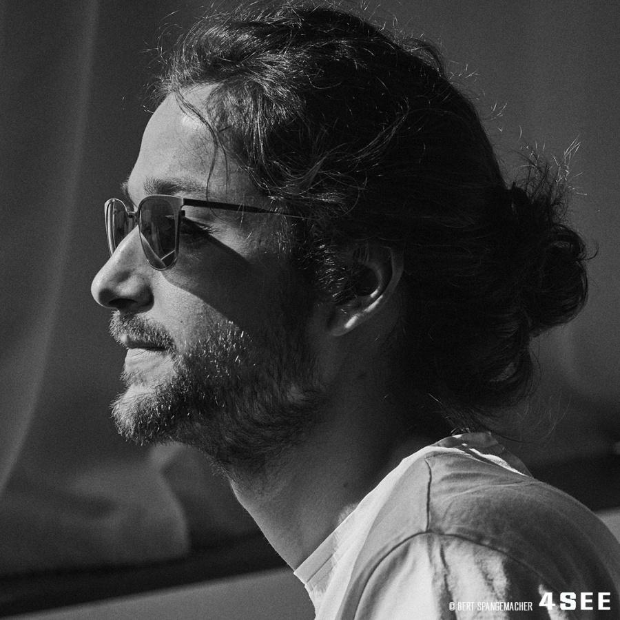 Jan Wagner, German musician, photo by Bert Spangemacher
