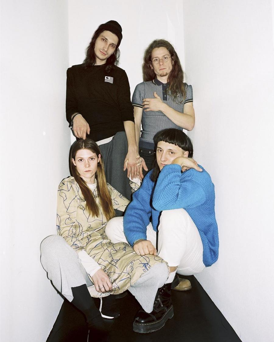 4SEESpotlight on Kush K, alternative music band from Switzerland