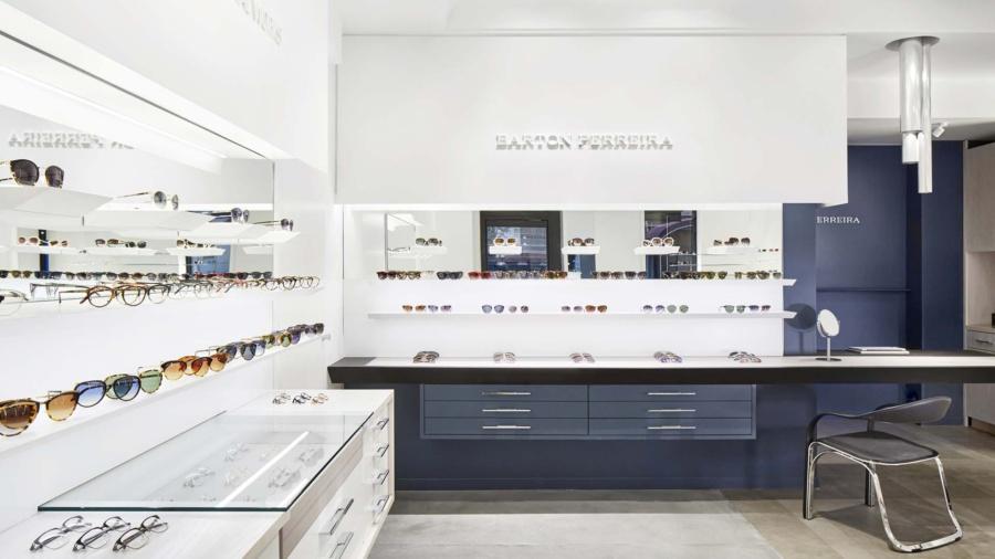 Interior picture of Barton Perreira Shop in NYC