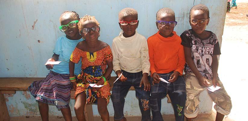 Etnia Barcelona Foundation Opticians With You
