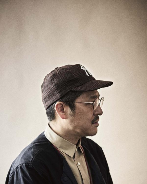 Portraits of Yuichi Toyama, Japanese Eyewear Brand