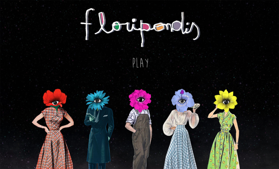 Floripondis video game