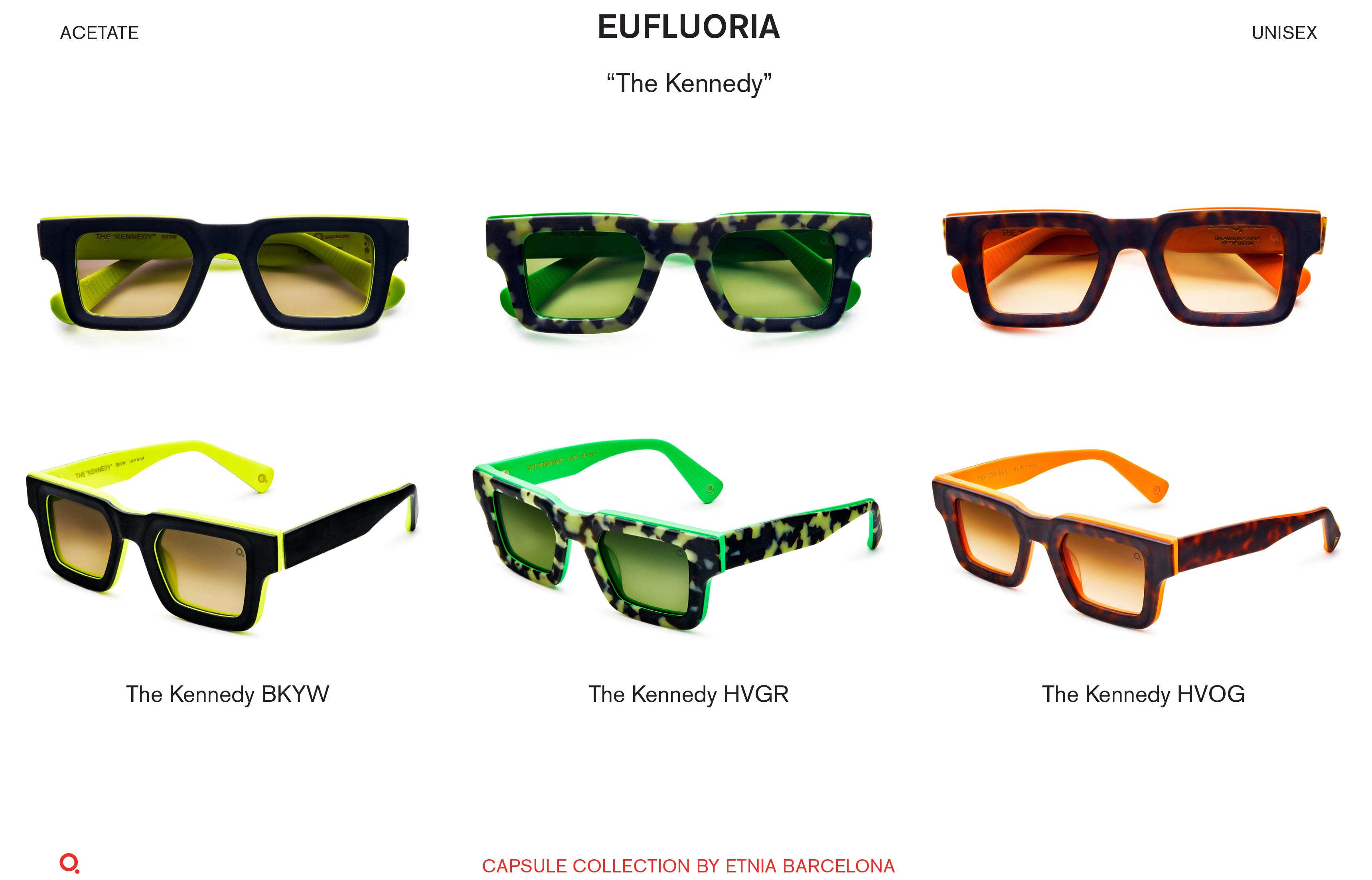 ETNIA BARCELONA Capsule Collection – Eufluoria